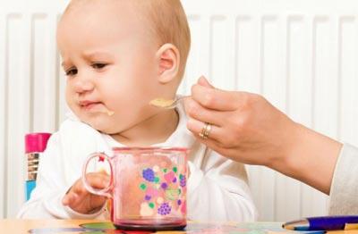 Меню и питание ребенка в 11 месяцев