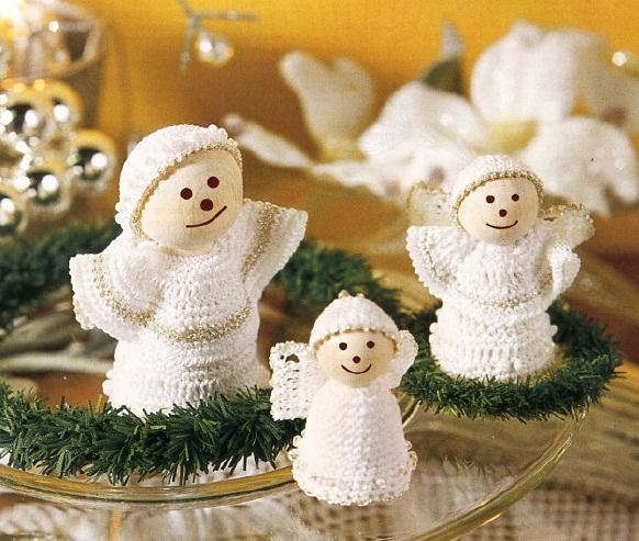 Рожденственские ангелочки