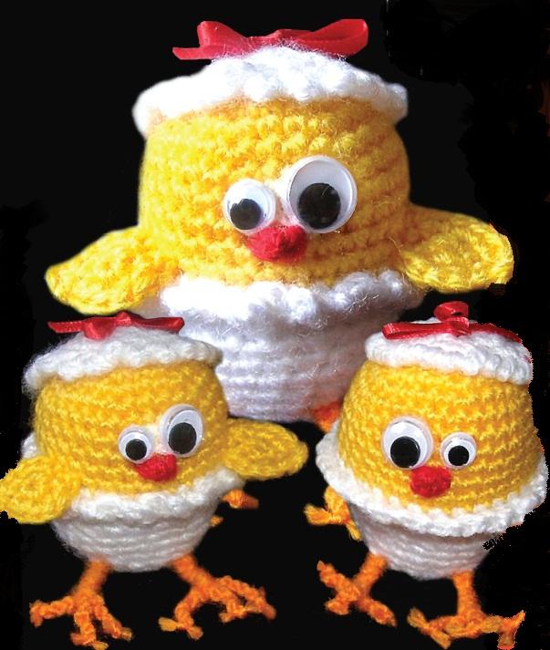Пасхальный цыплёнок Подарок к пасхе