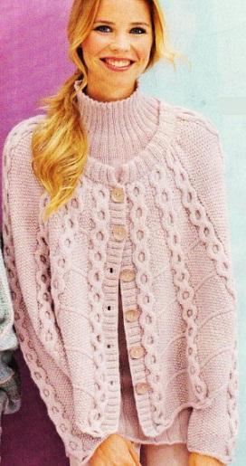 Жакет и пуловер
