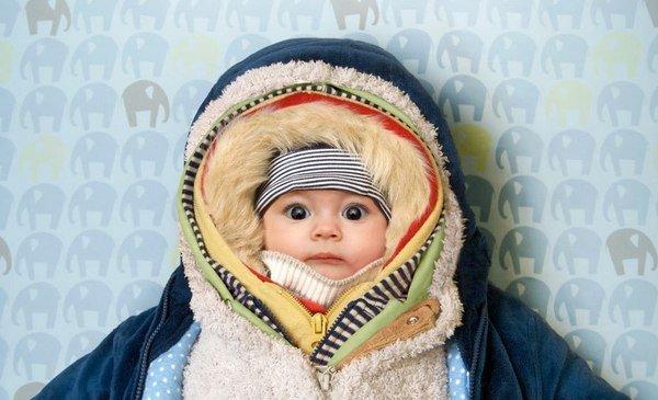 Выписка новорожденного на выписку из роддома зимой