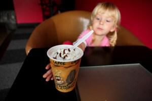 Кофе вреден для детского организма