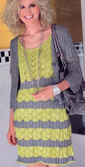 Платье и жакет