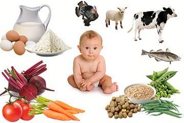 Правильный первый прикорм детей