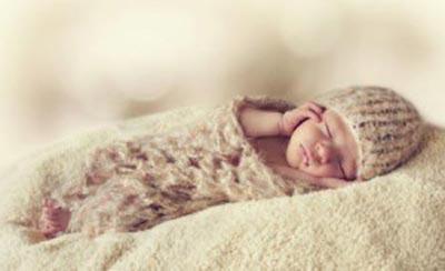Сохранение тепла у новорожденного
