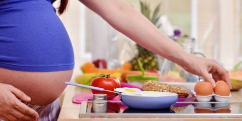Правильное питание на 36-ой неделе