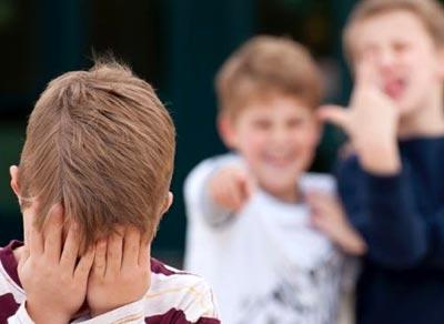 Учим ребенка давать сдачи правильно