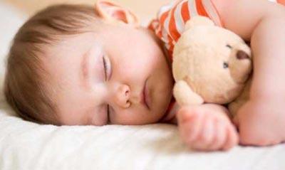 Малыш 2 годика сон