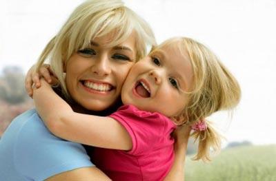 Положительные эмоции для ребенка
