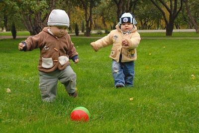 Игры для малышей в год и три