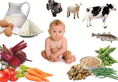 Меню ребенка в 1 год и 3 мес.