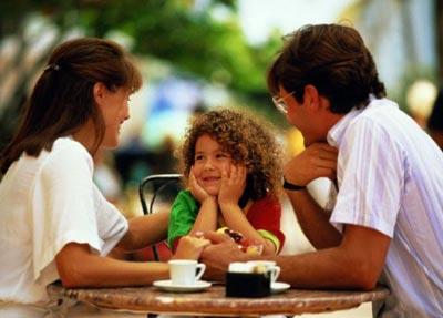Поведение ребенка за столом