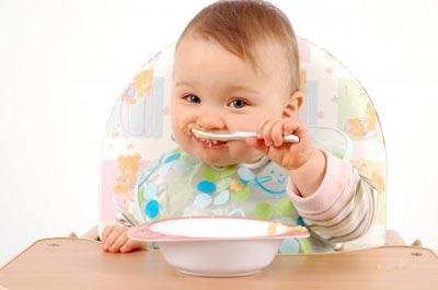 Режим питания и меню в 7 месяцев