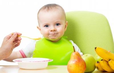 Прикорм ребенка в 7 месяцев