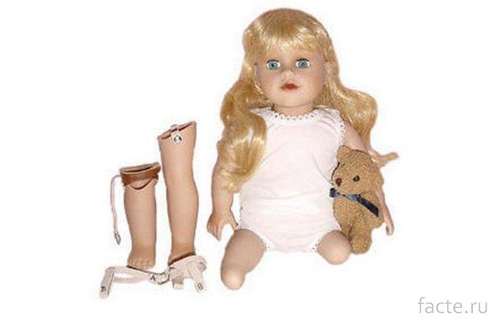 Кукла-инвалид