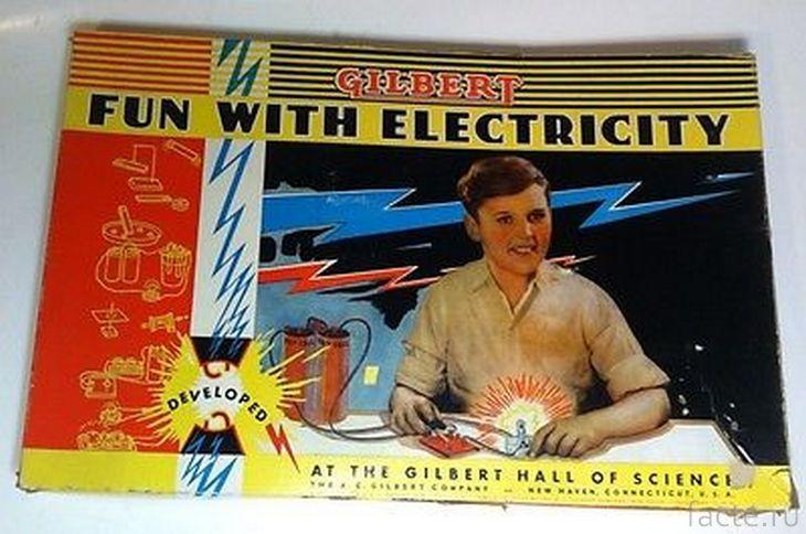 Набор юного электрика