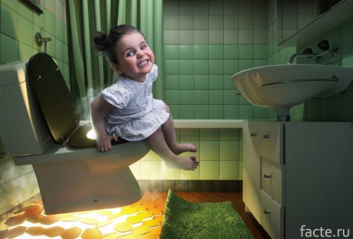 Туалетные дети
