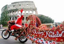 Итальянский дед мороз