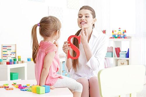 Логопед-дефектолог для развития речи малыша