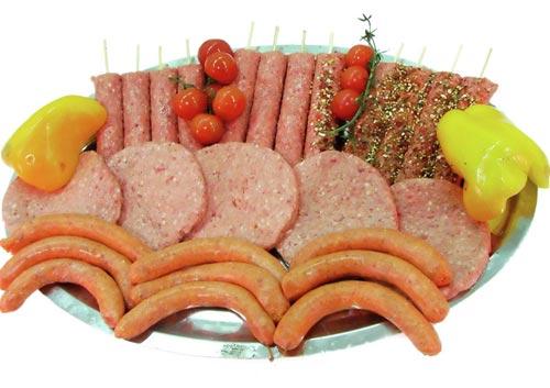 Вред колбасы для детей и взрослых