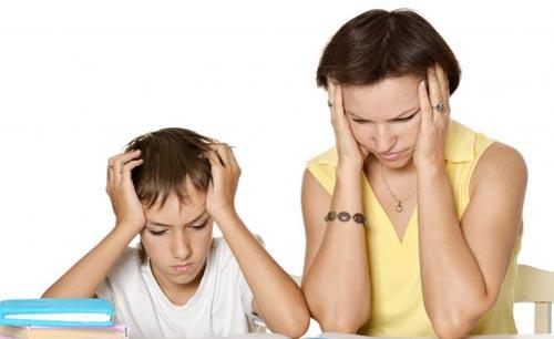 Что нельзя делать, если ребенок рассеянный