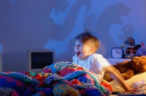 Ночной испуг у детей
