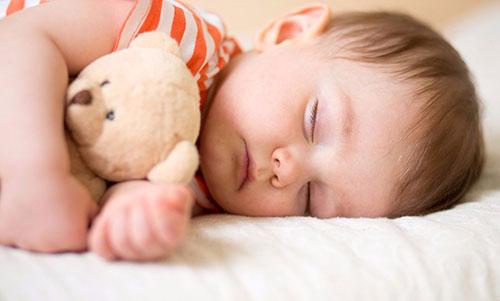 Особенности сна годовалого ребенка