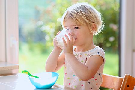 Питание в возрасте 1,5 лет