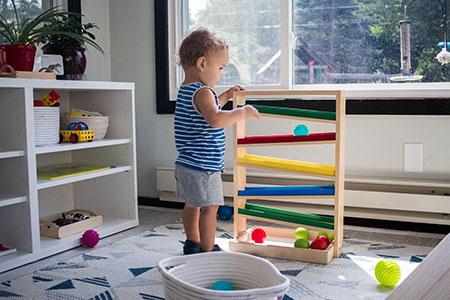 Интеллектуальные показатели ребенка в 1 год и 8 месяцев