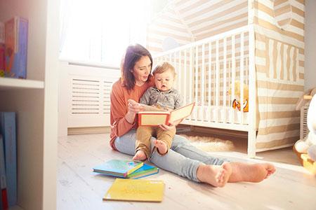 Психологические навыки ребенка в 1 год и 8 месяцев