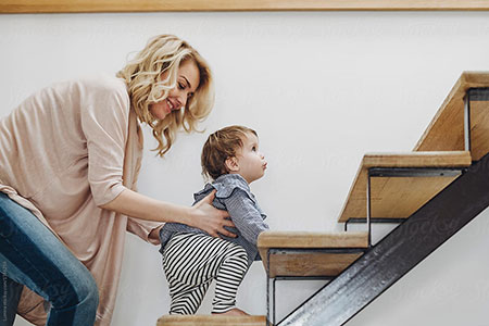 Физические навыки ребенка в 1 год
