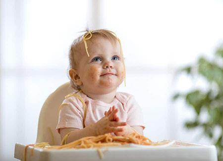 Режим дня и питания в 1 год