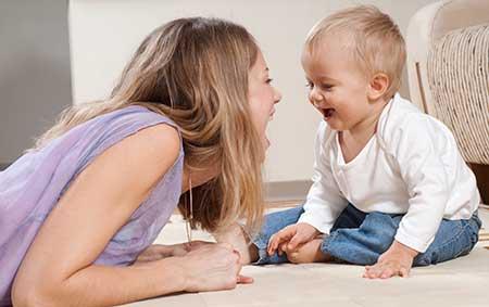 Речь ребенка в 1 год и 11 месяцев